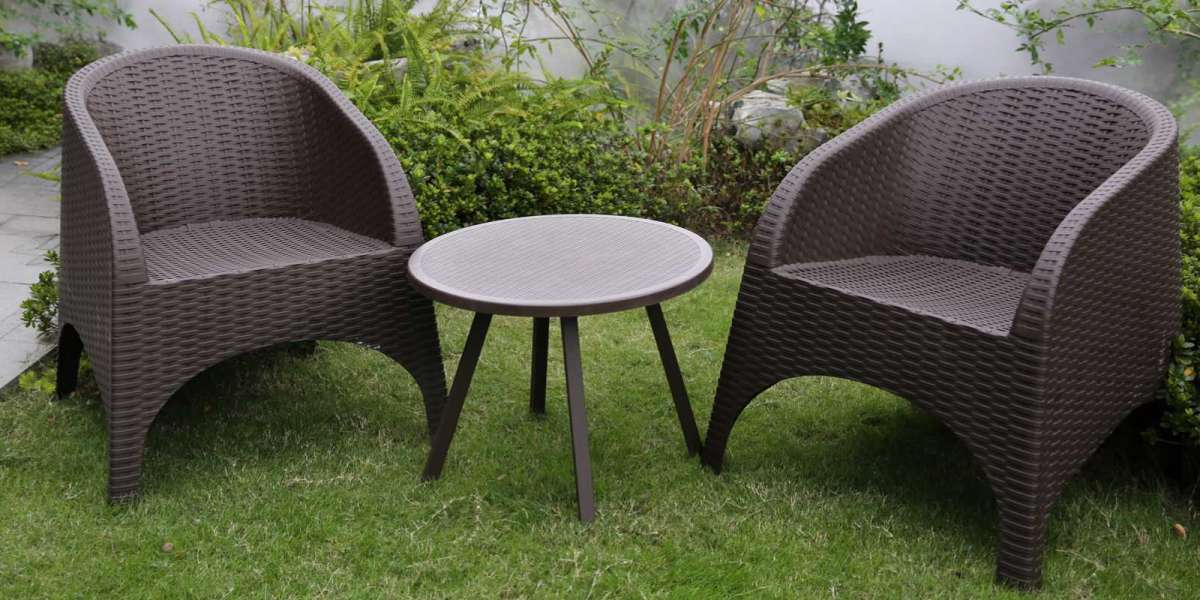 Why Choose Plastic Rattan Set for Your Garden