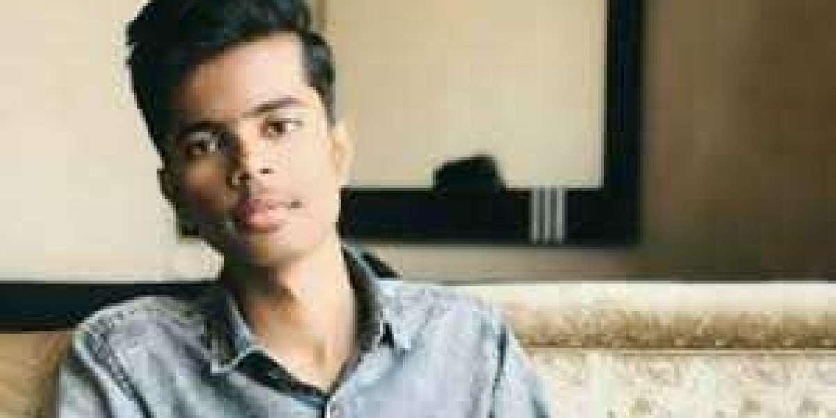 Meet the India's  youngest entrepreneur Utkarsh Piyush