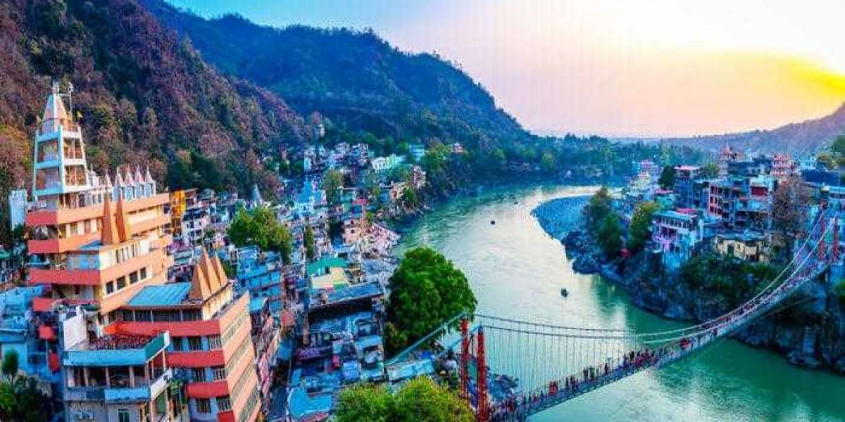 The holy city ~ Rishikesh
