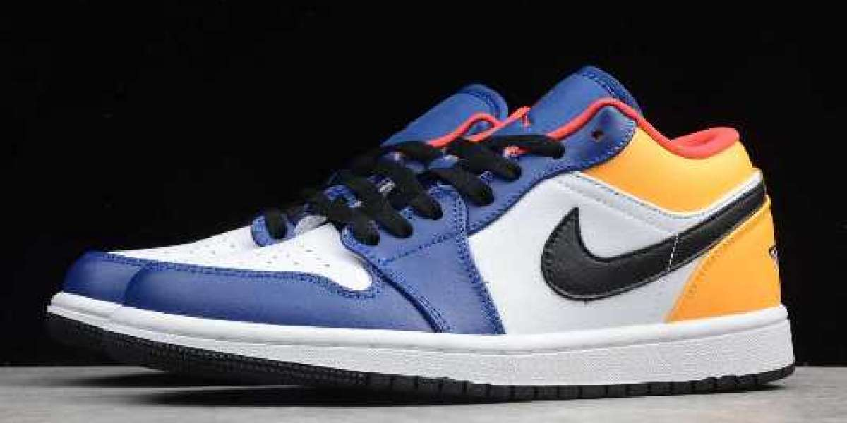 Air Jordan 1 Low became a popular sneaker this summer