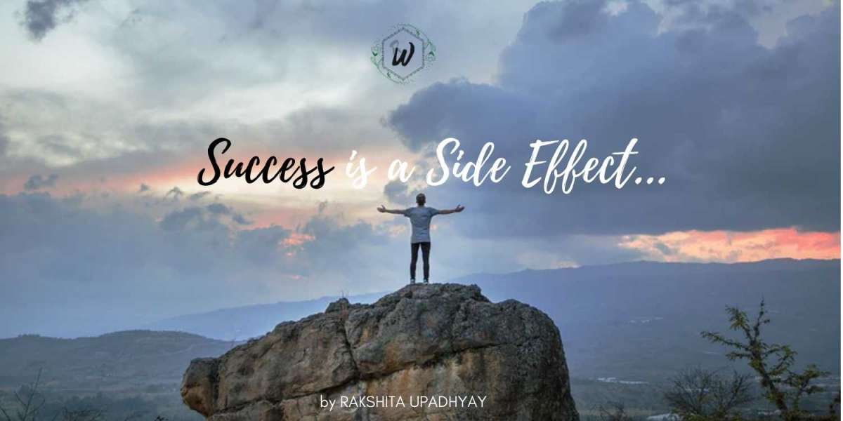Success Is a Side Effect
