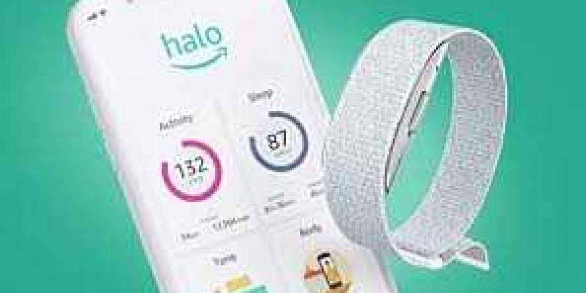 Amazon launches Halo Band