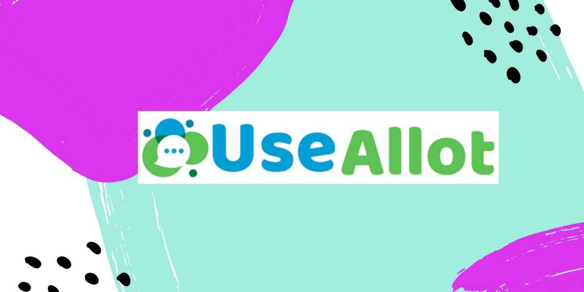 UseAllot - an emerging start-up.