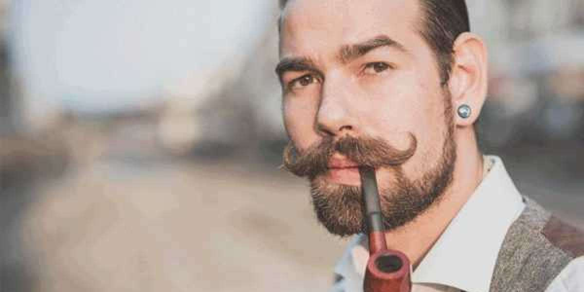 5 tips to grow a perfect handlebar moustache