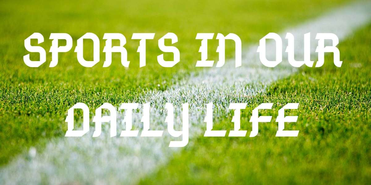 Importance of Sports today.