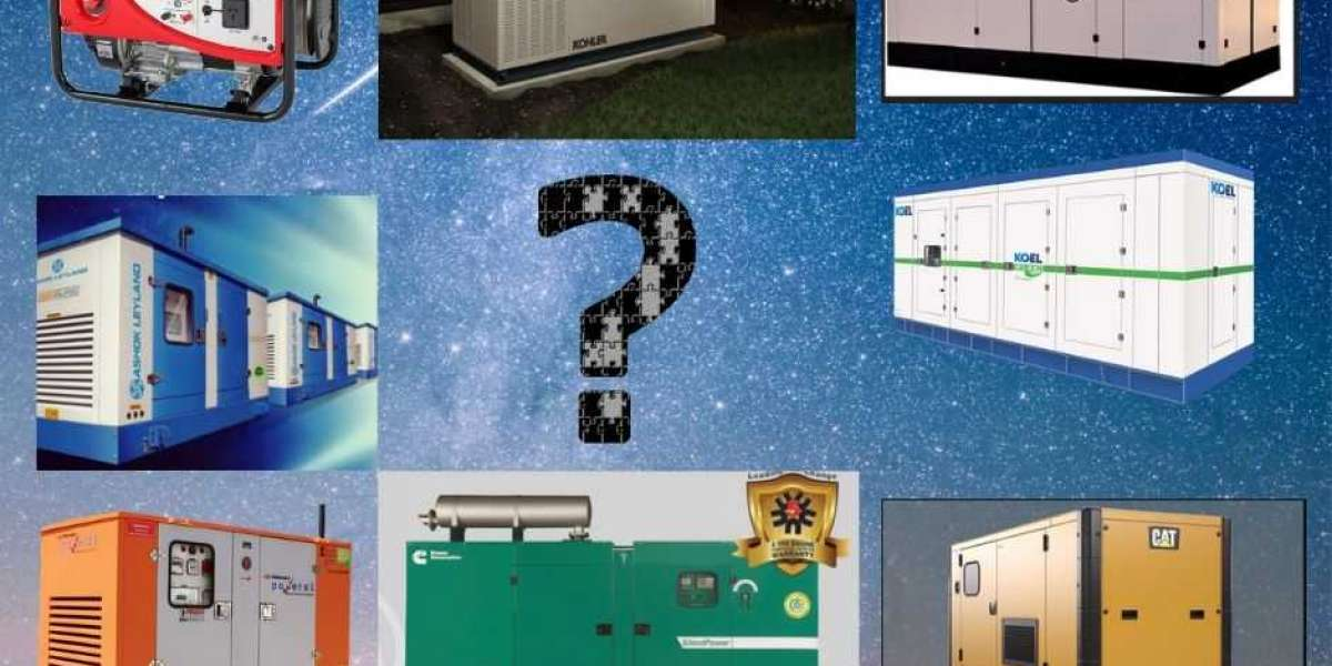 Lets vote for the best diesel generator set you would like to buy