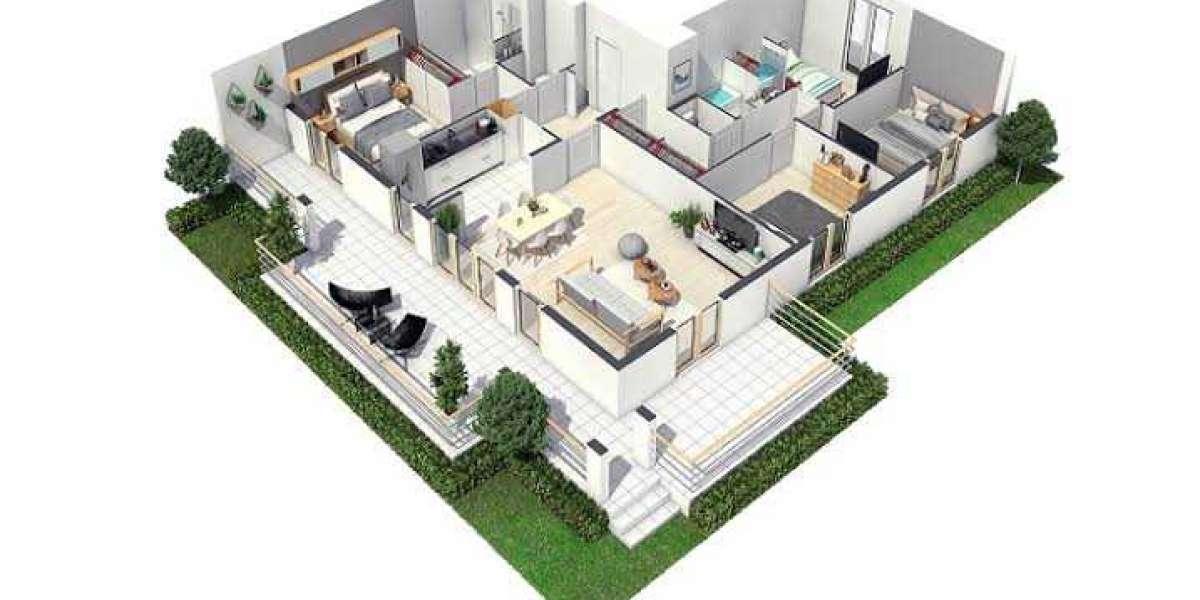 Why is 3D floor plan better than standard floor plan