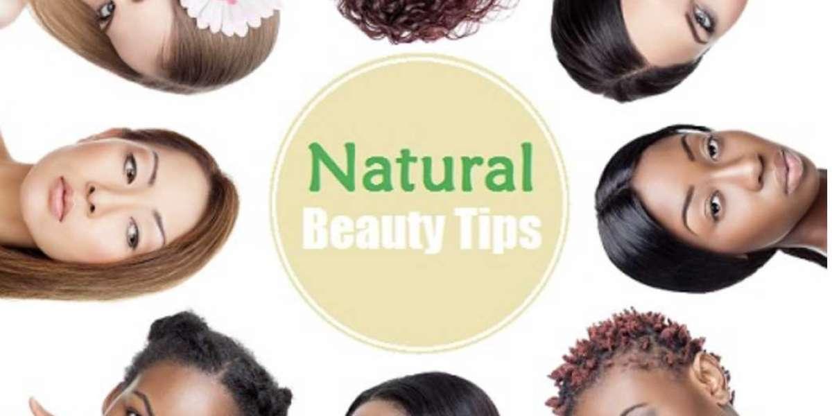 Natural ways to enrich skin