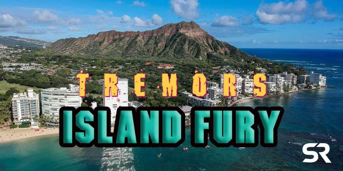Michael Gross & Jon Heder in 'Tremors: Shrieker Island'