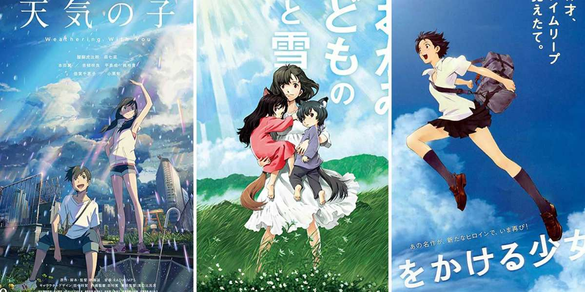List of my Top 10 Japanese Anime movies that I recommend everyone to watch