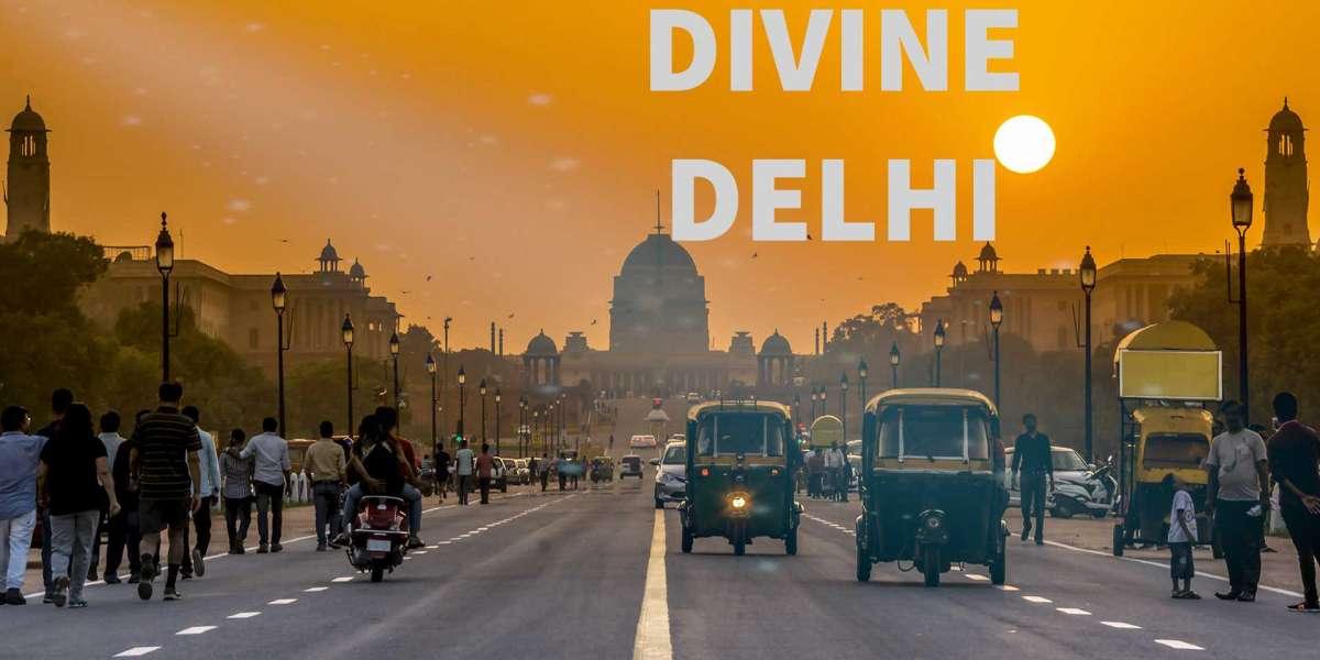 Divine Delhi: Places to visit in Delhi