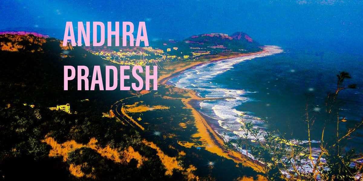 Andhra Pradesh- Places to visit in Andhra Pradesh