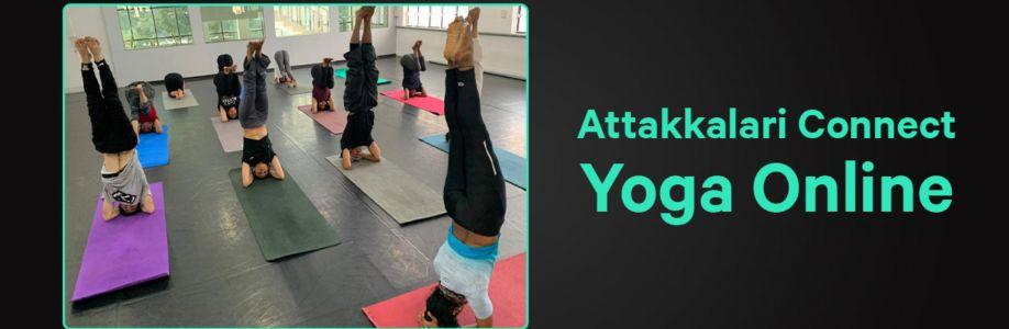 Yoga Classes Online - Attakkalari Connect Cover Image