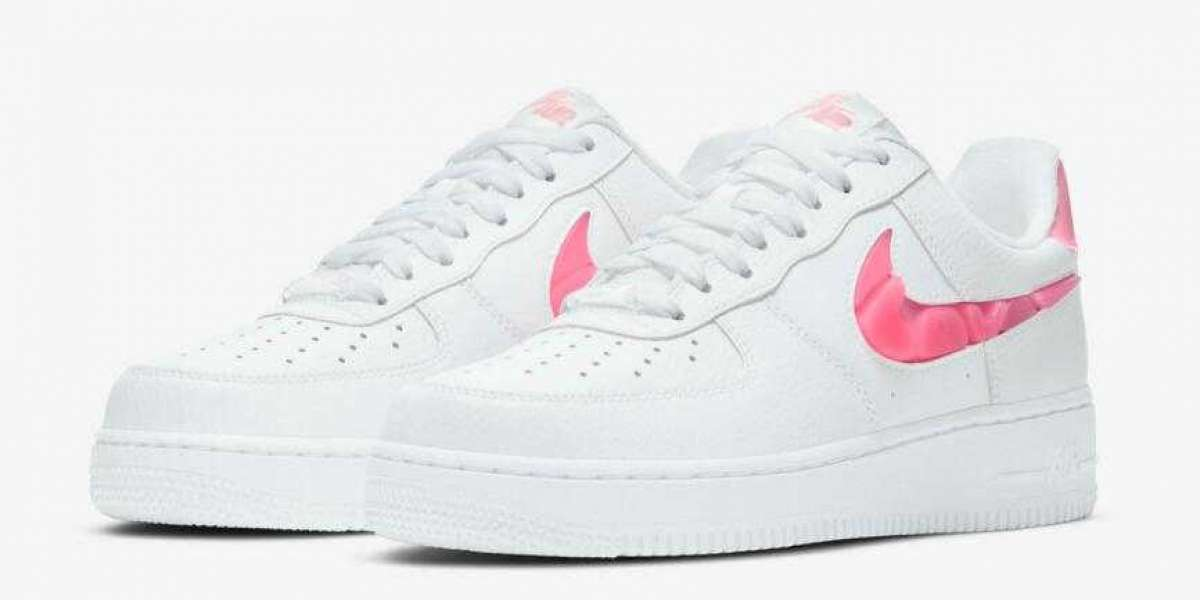 "Popular Nike Air Force 1 Low ""Love For All"" Releasing Soon"