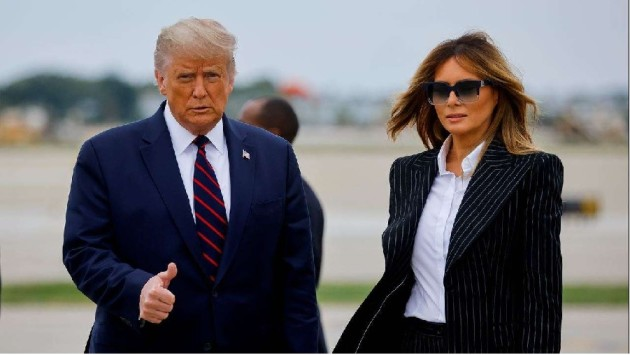 Melania Can Divorce to Donald Trump After Leaves White House - AbcrNews