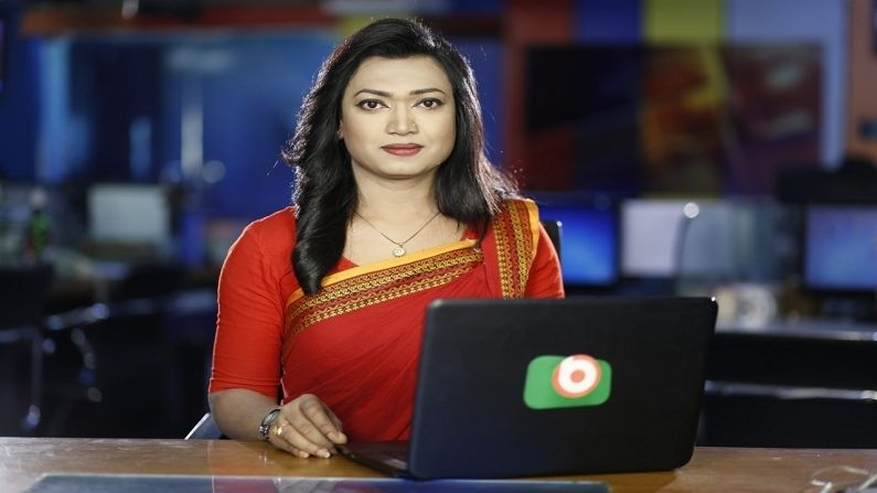 Bangladesh got its first Transgender News Reader On Women's day.