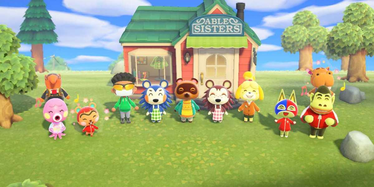 Animal Crossing is immensely famous on the Nintendo Switch