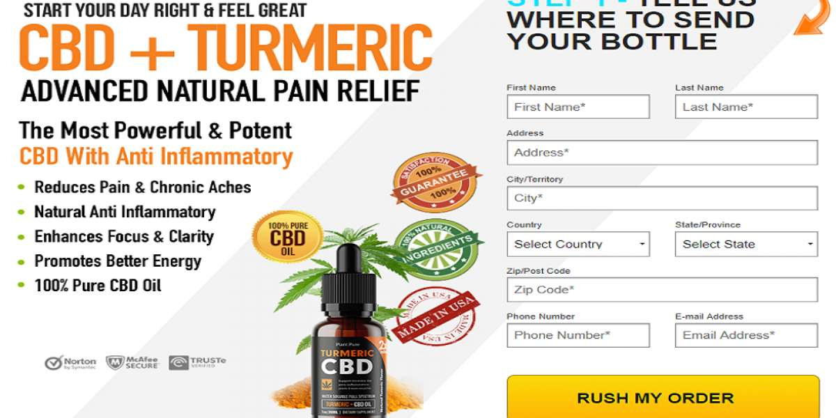 CBD Turmeric Canada: Best Reviews, How Does It Work, Benefits, Price, Offer & Buy?