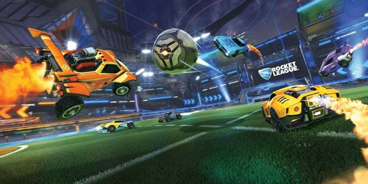 We hope you are equipped to turn Rocket League up to eleven