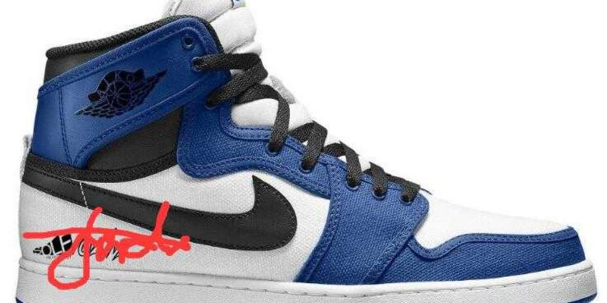 Air Jordan 1 KO Storm Blue Set to Debut on September 2021