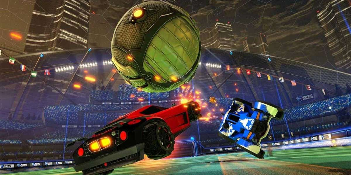 There are a pretty consistent range of Rocket League updates