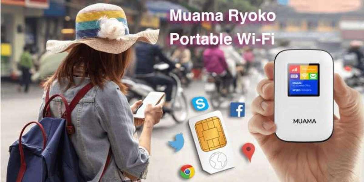 What Is Muama Ryoko (Portable Wifi Modem)?