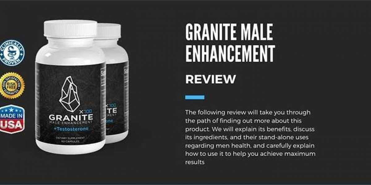 Granite Testo Booster Reviews: Pros And Cons!