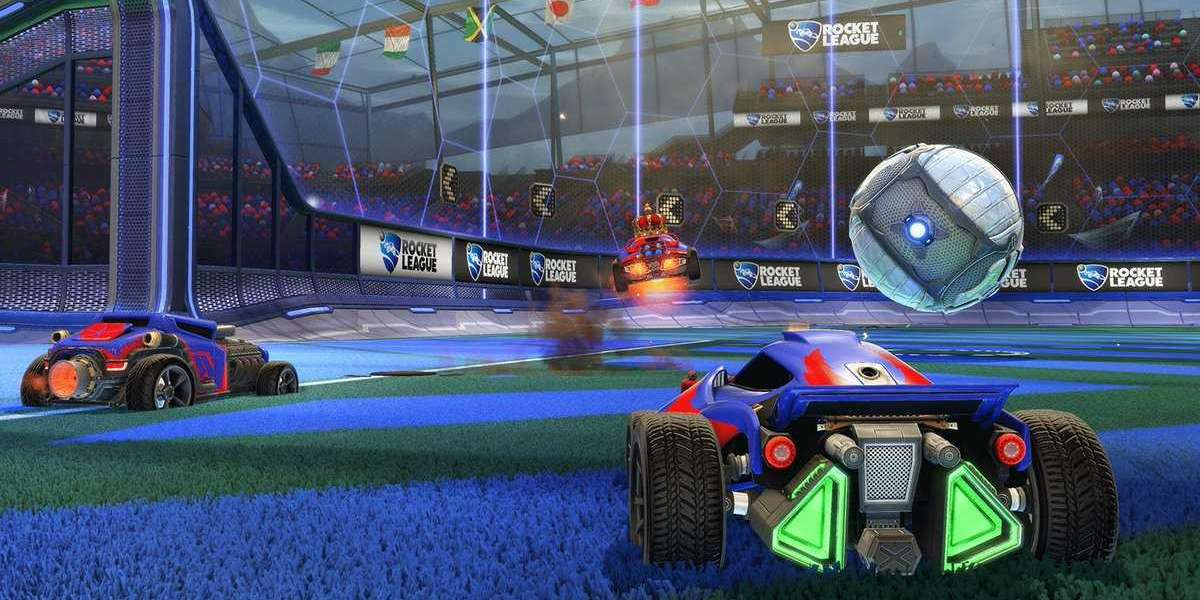 Rocket League is first in-sport occasion as a free-to-play game